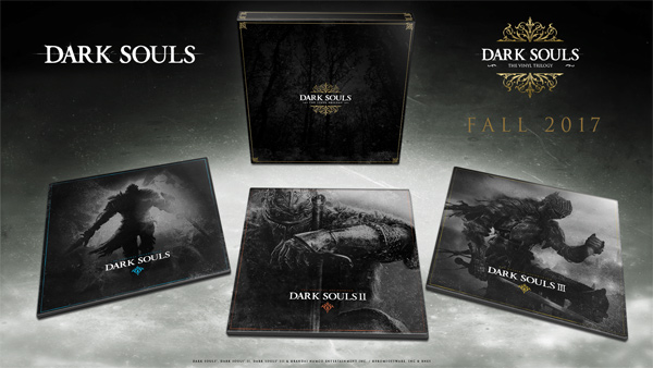 Dark Souls Vinyl Trilogy